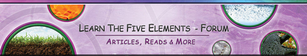 Five Elements Theory Banner
