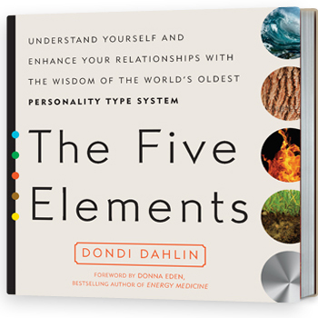 The Five Elements Book