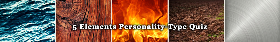 Personality Type Quiz | Five Elements Healing Practice